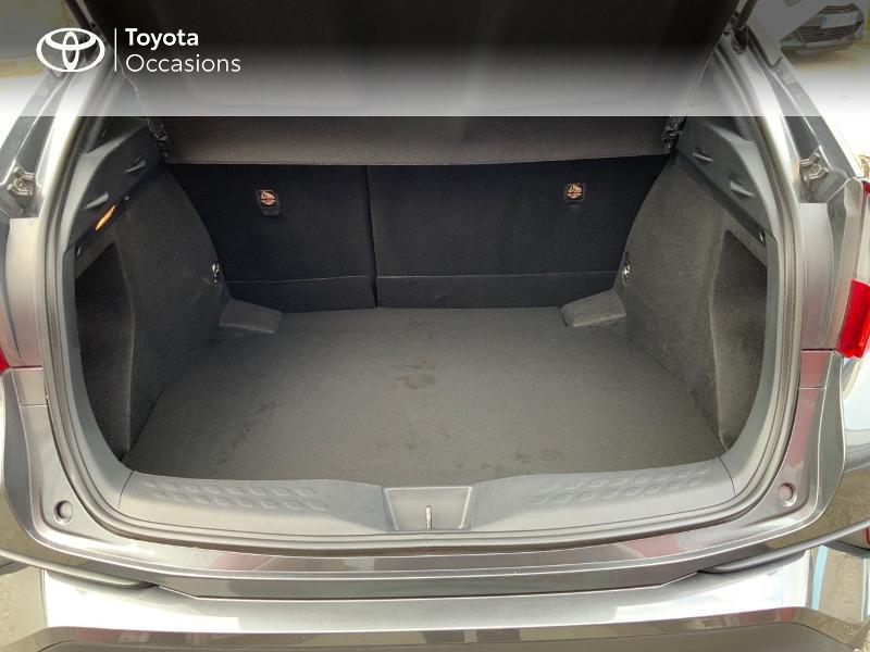 Photo 10 de l'offre de TOYOTA C-HR 122h Edition 2WD E-CVT RC18 à 21990€ chez Altis - Toyota Auray