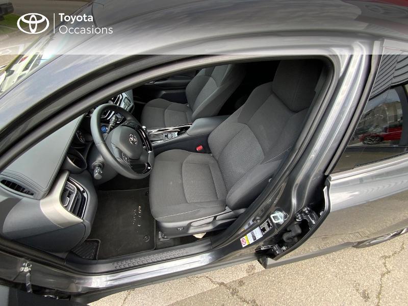Photo 11 de l'offre de TOYOTA C-HR 122h Edition 2WD E-CVT RC18 à 21990€ chez Altis - Toyota Auray