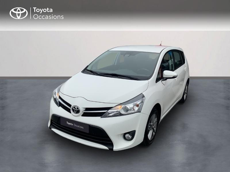 Toyota Verso 132 VVT-i Tendance Essence BLANC Occasion à vendre