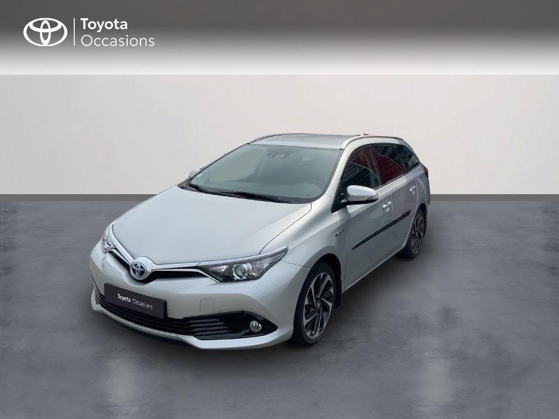 Toyota Auris Touring Sports HSD 136h Design RC18 Hybride GRIS ALUMINIUM Occasion à vendre
