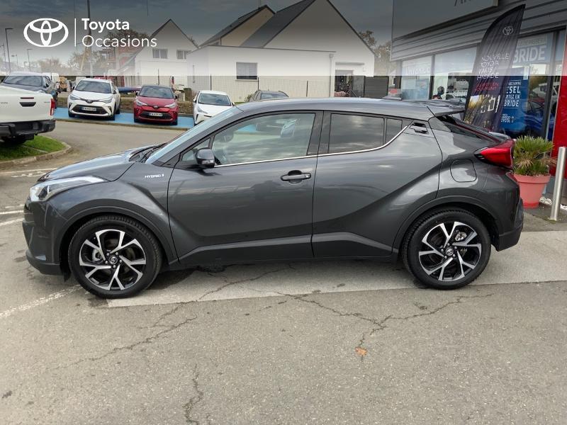 Photo 27 de l'offre de TOYOTA C-HR 122h Edition 2WD E-CVT RC18 à 21990€ chez Altis - Toyota Auray