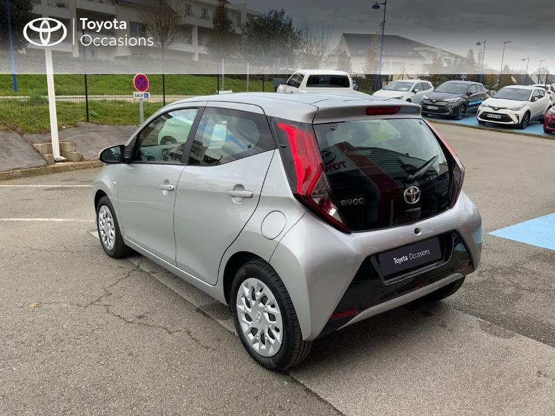 Photo 26 de l'offre de TOYOTA Aygo 1.0 VVT-i 72ch x-play 5p à 9890€ chez Altis - Toyota Auray