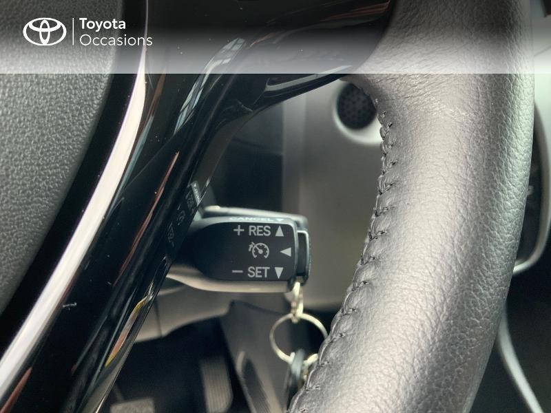 Photo 20 de l'offre de TOYOTA Aygo 1.0 VVT-i 72ch x-play 5p à 9890€ chez Altis - Toyota Auray