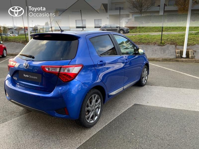Photo 18 de l'offre de TOYOTA Yaris 110 VVT-i Chic 5p à 10990€ chez Altis - Toyota Auray