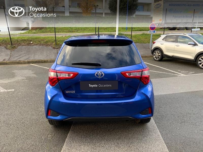 Photo 28 de l'offre de TOYOTA Yaris 110 VVT-i Chic 5p à 10990€ chez Altis - Toyota Auray