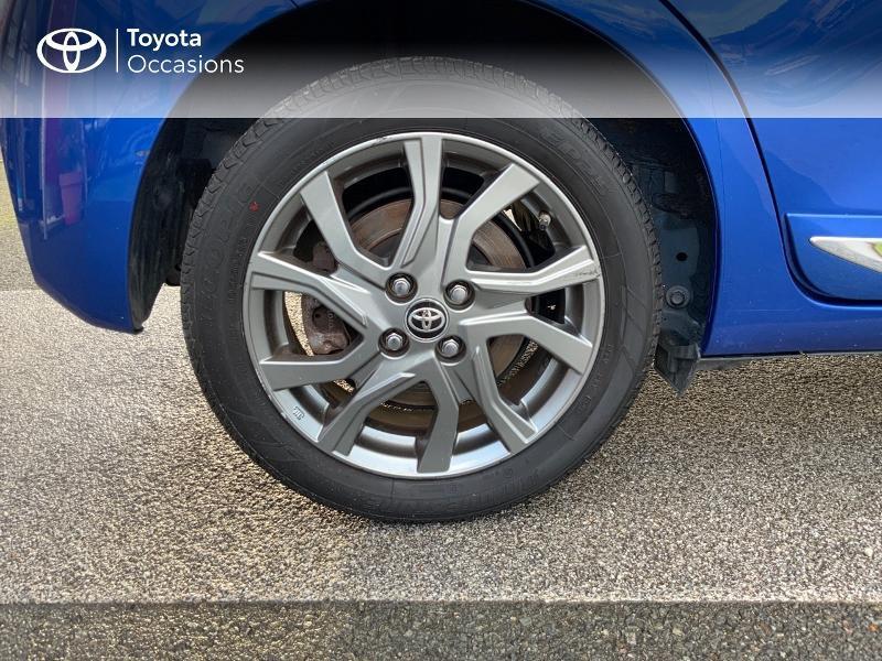 Photo 16 de l'offre de TOYOTA Yaris 110 VVT-i Chic 5p à 10990€ chez Altis - Toyota Auray