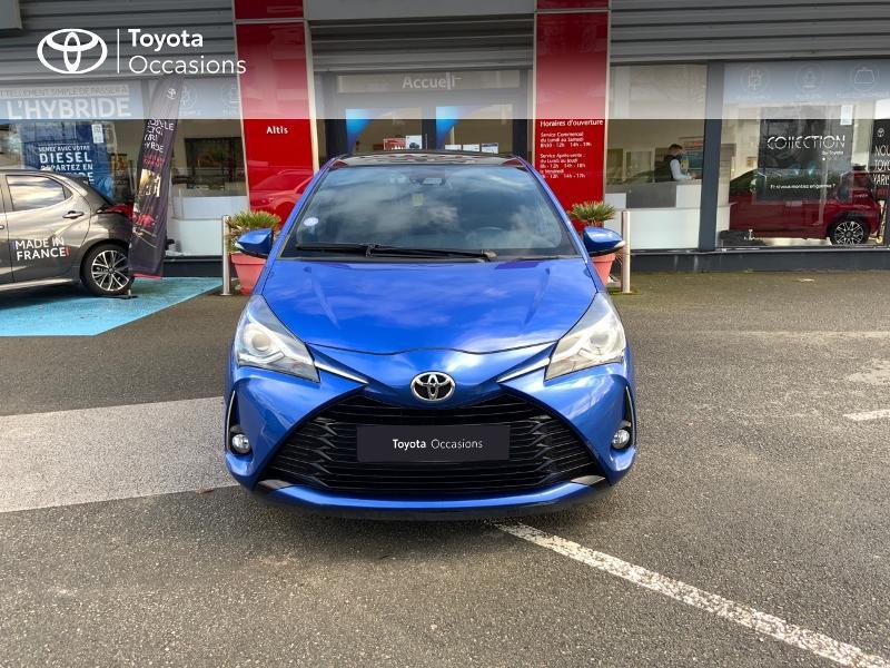 Photo 29 de l'offre de TOYOTA Yaris 110 VVT-i Chic 5p à 10990€ chez Altis - Toyota Auray
