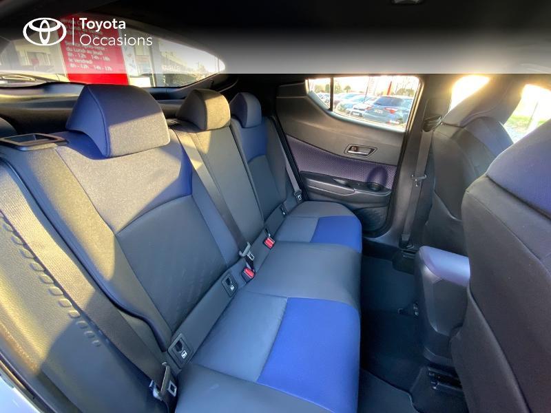 Photo 7 de l'offre de TOYOTA C-HR 122h Graphic 2WD E-CVT à 20990€ chez Altis - Toyota Auray