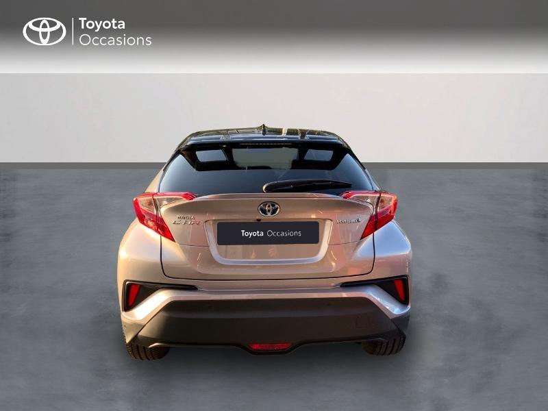 Photo 4 de l'offre de TOYOTA C-HR 122h Graphic 2WD E-CVT à 20990€ chez Altis - Toyota Auray