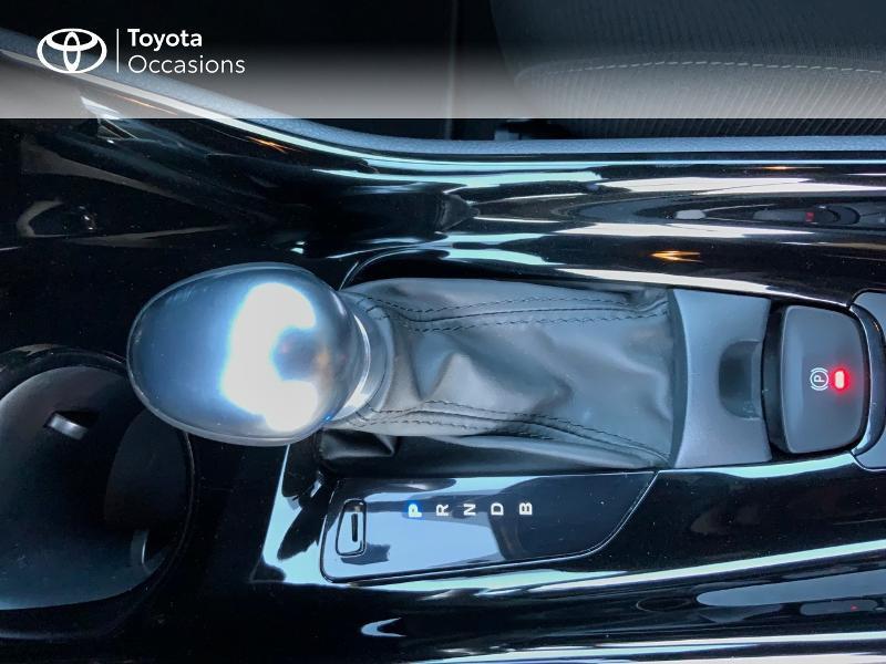 Photo 23 de l'offre de TOYOTA C-HR 122h Edition 2WD E-CVT RC18 à 21890€ chez Altis - Toyota Auray