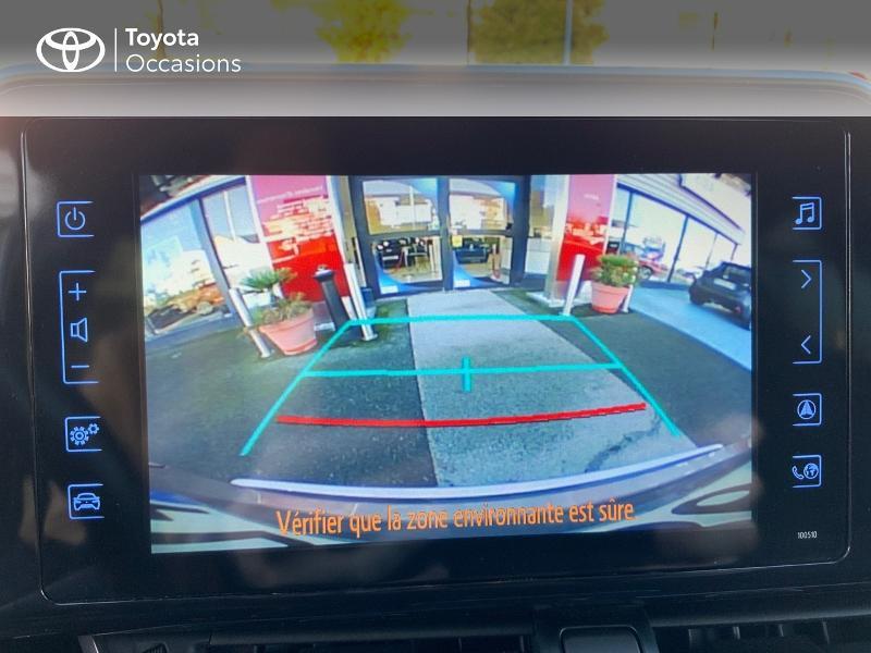 Photo 24 de l'offre de TOYOTA C-HR 122h Edition 2WD E-CVT RC18 à 21890€ chez Altis - Toyota Auray
