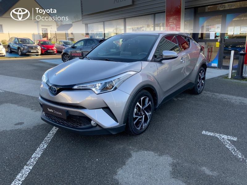 Photo 25 de l'offre de TOYOTA C-HR 122h Edition 2WD E-CVT RC18 à 21890€ chez Altis - Toyota Auray