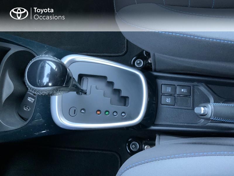 Photo 23 de l'offre de TOYOTA Yaris 100h Collection 5p à 12990€ chez Altis - Toyota Auray