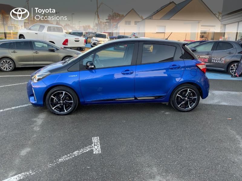 Photo 27 de l'offre de TOYOTA Yaris 100h Collection 5p à 12990€ chez Altis - Toyota Auray