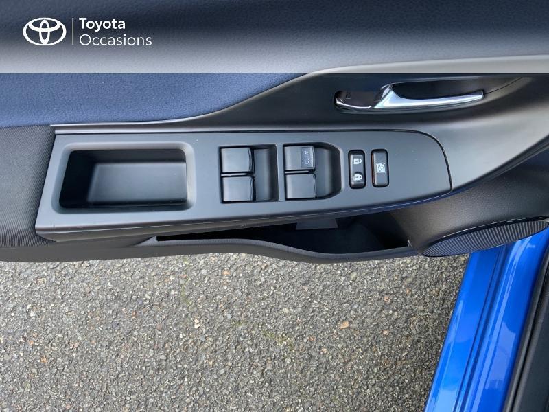 Photo 21 de l'offre de TOYOTA Yaris 100h Collection 5p à 12990€ chez Altis - Toyota Auray