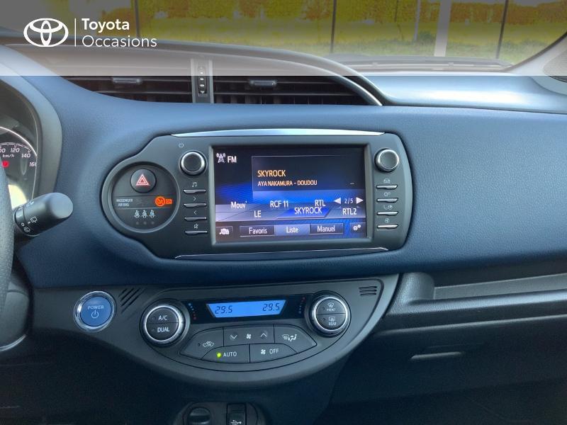 Photo 15 de l'offre de TOYOTA Yaris 100h Collection 5p à 12990€ chez Altis - Toyota Auray