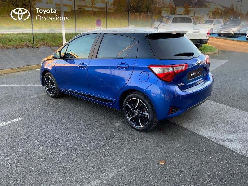 Photo 26 de l'offre de TOYOTA Yaris 100h Collection 5p à 12990€ chez Altis - Toyota Auray