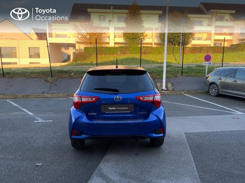 Photo 28 de l'offre de TOYOTA Yaris 100h Collection 5p à 12990€ chez Altis - Toyota Auray