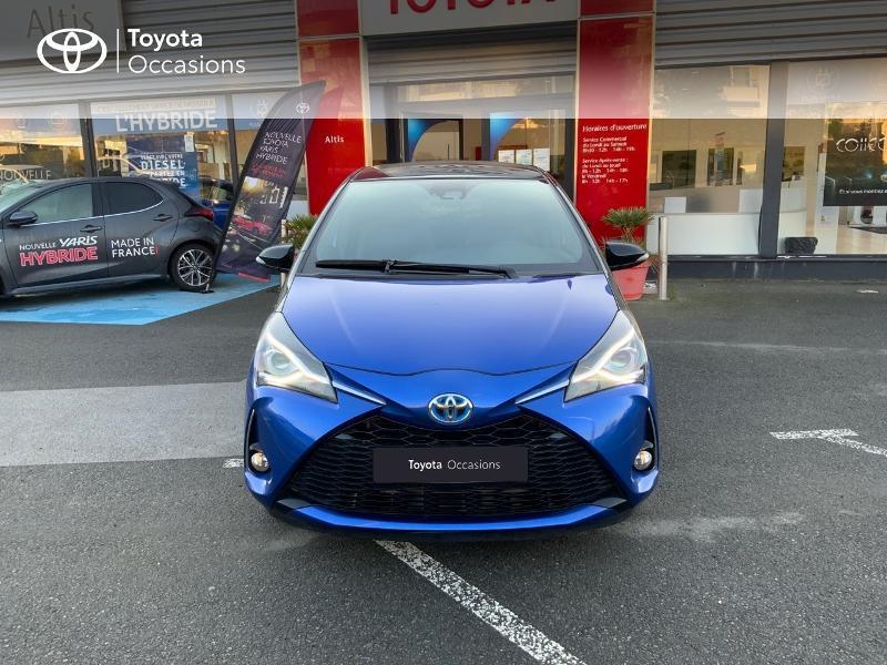 Photo 29 de l'offre de TOYOTA Yaris 100h Collection 5p à 12990€ chez Altis - Toyota Auray