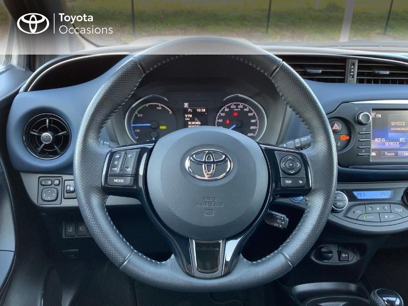 Photo 13 de l'offre de TOYOTA Yaris 100h Collection 5p à 12990€ chez Altis - Toyota Auray