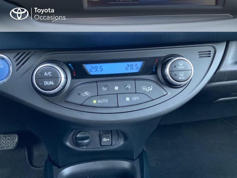 Photo 22 de l'offre de TOYOTA Yaris 100h Collection 5p à 12990€ chez Altis - Toyota Auray