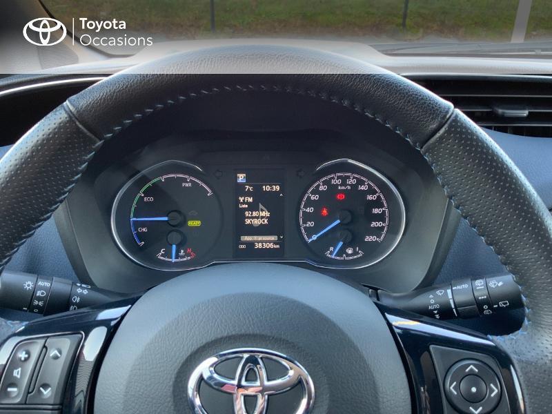 Photo 14 de l'offre de TOYOTA Yaris 100h Collection 5p à 12990€ chez Altis - Toyota Auray
