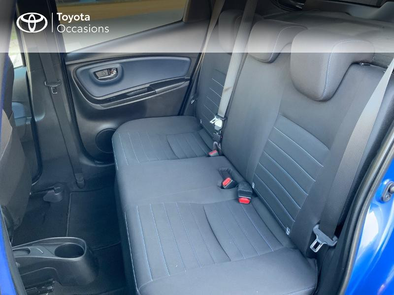 Photo 12 de l'offre de TOYOTA Yaris 100h Collection 5p à 12990€ chez Altis - Toyota Auray