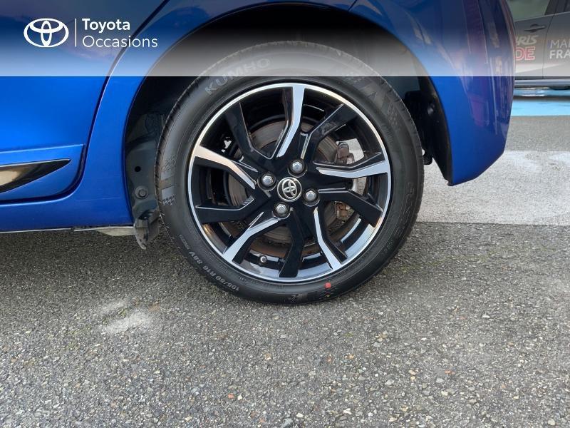 Photo 16 de l'offre de TOYOTA Yaris 100h Collection 5p à 12990€ chez Altis - Toyota Auray