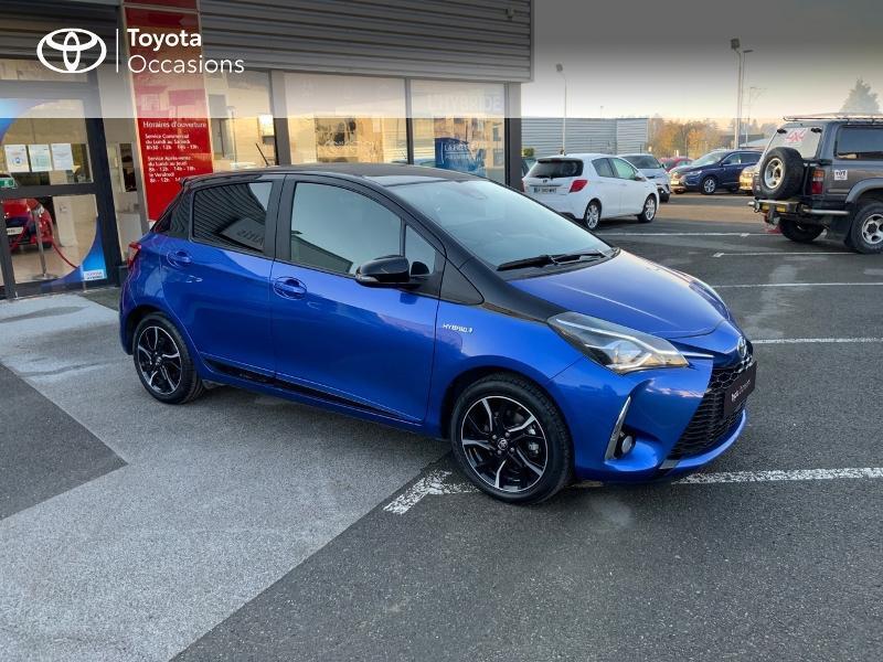 Photo 19 de l'offre de TOYOTA Yaris 100h Collection 5p à 12990€ chez Altis - Toyota Auray