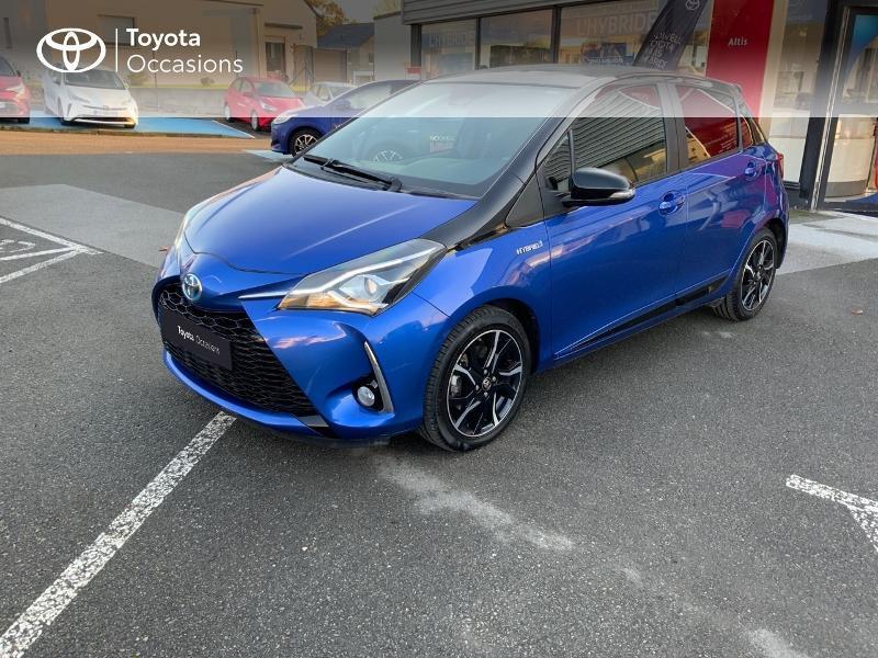 Photo 25 de l'offre de TOYOTA Yaris 100h Collection 5p à 12990€ chez Altis - Toyota Auray