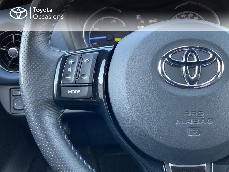 Photo 20 de l'offre de TOYOTA Yaris 100h Collection 5p à 12990€ chez Altis - Toyota Auray