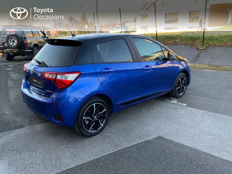 Photo 18 de l'offre de TOYOTA Yaris 100h Collection 5p à 12990€ chez Altis - Toyota Auray