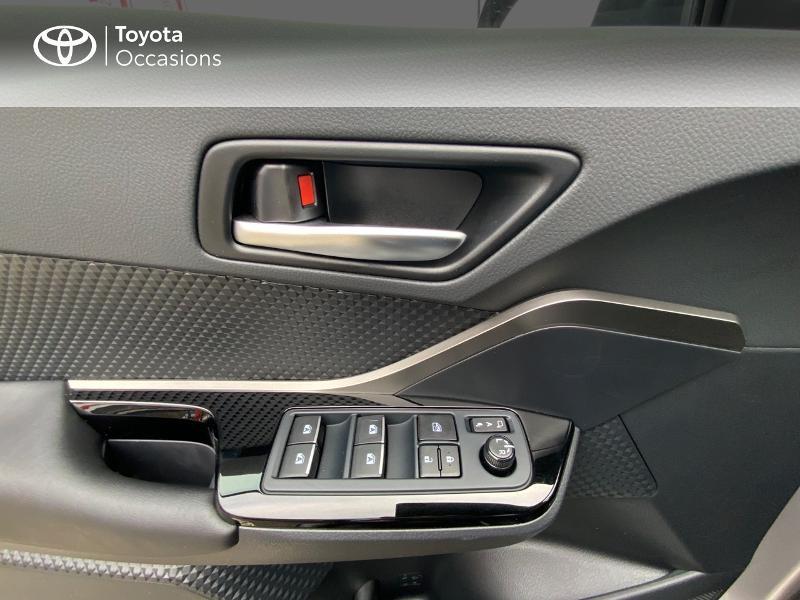 Photo 21 de l'offre de TOYOTA C-HR 122h Graphic 2WD E-CVT RC18 à 23490€ chez Altis - Toyota Auray