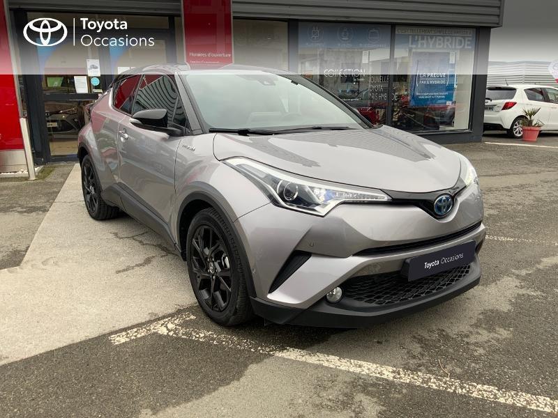 Photo 19 de l'offre de TOYOTA C-HR 122h Graphic 2WD E-CVT RC18 à 23490€ chez Altis - Toyota Auray