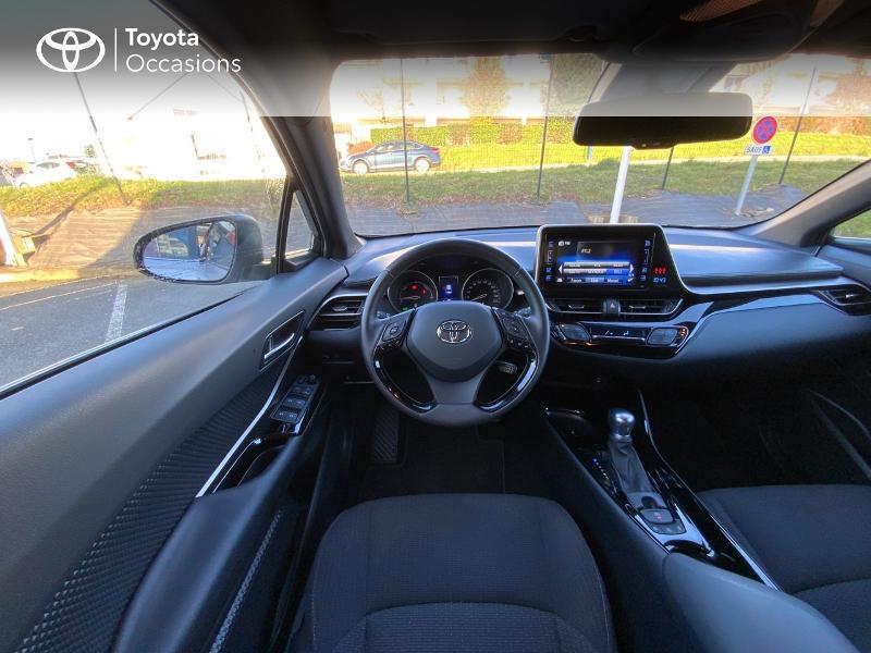 Photo 9 de l'offre de TOYOTA C-HR 122h Edition 2WD E-CVT RC18 à 21890€ chez Altis - Toyota Auray