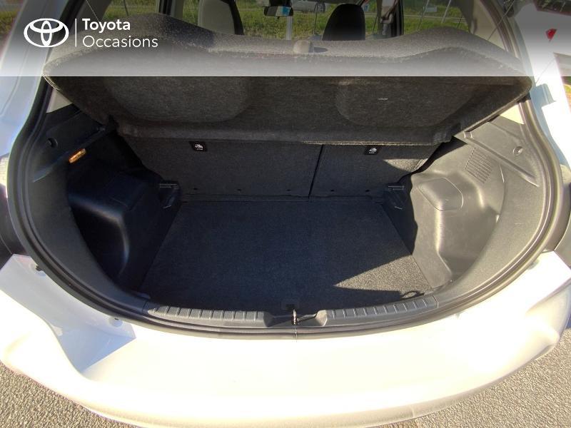 Photo 15 de l'offre de TOYOTA Yaris 100h France 5p à 11980€ chez Altis - Toyota Auray