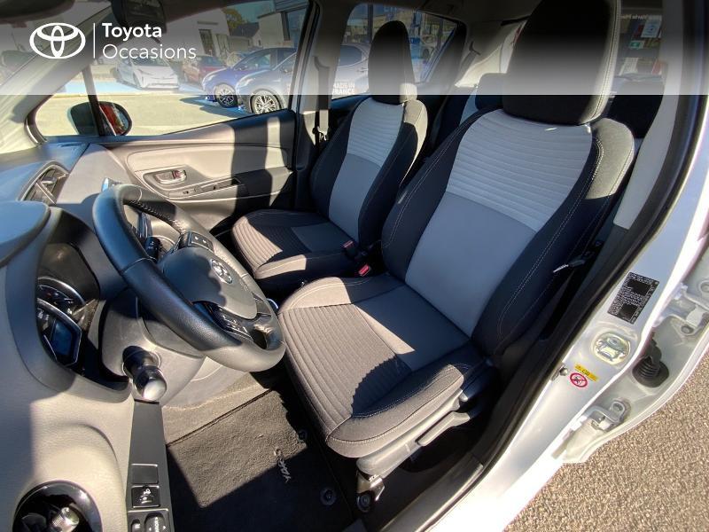 Photo 13 de l'offre de TOYOTA Yaris 100h France 5p à 11980€ chez Altis - Toyota Auray