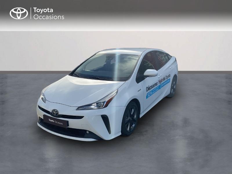 Toyota Prius 122h Dynamic MY20 5cv Hybride BLANC PUR Occasion à vendre