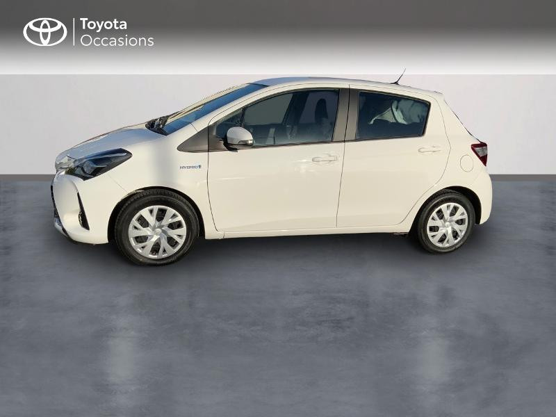 Photo 3 de l'offre de TOYOTA Yaris 100h France 5p à 11980€ chez Altis - Toyota Auray