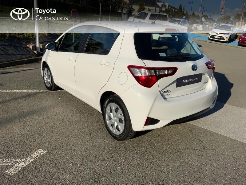 Photo 21 de l'offre de TOYOTA Yaris 100h France 5p à 11980€ chez Altis - Toyota Auray
