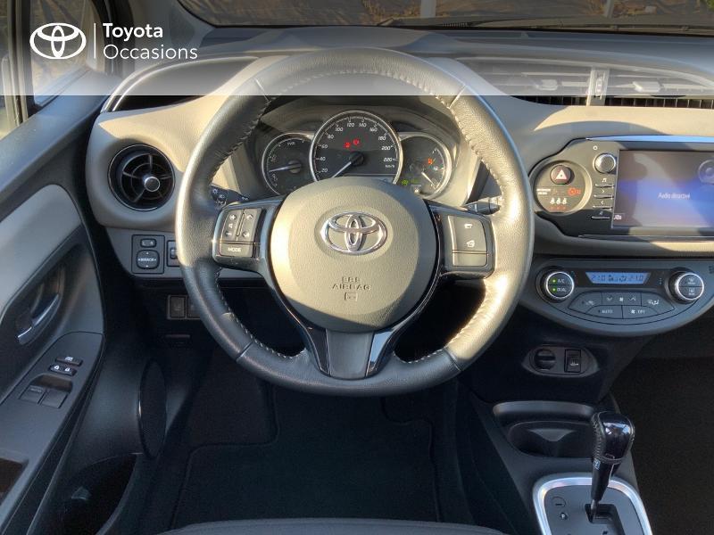 Photo 6 de l'offre de TOYOTA Yaris 100h France 5p à 11980€ chez Altis - Toyota Auray