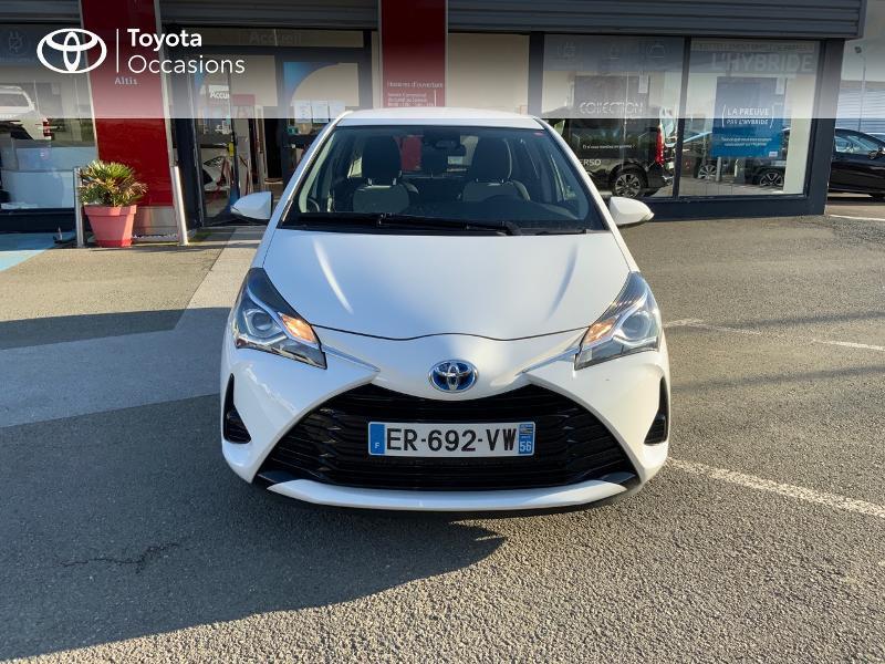 Photo 19 de l'offre de TOYOTA Yaris 100h France 5p à 11980€ chez Altis - Toyota Auray