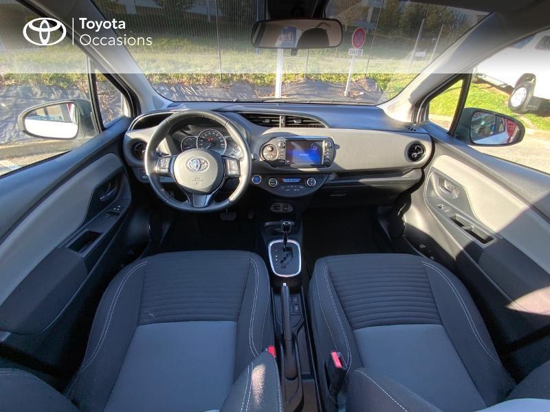 Photo 5 de l'offre de TOYOTA Yaris 100h France 5p à 11980€ chez Altis - Toyota Auray