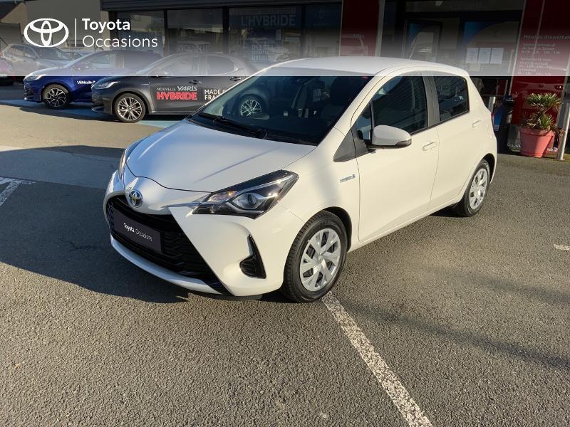 Photo 20 de l'offre de TOYOTA Yaris 100h France 5p à 11980€ chez Altis - Toyota Auray