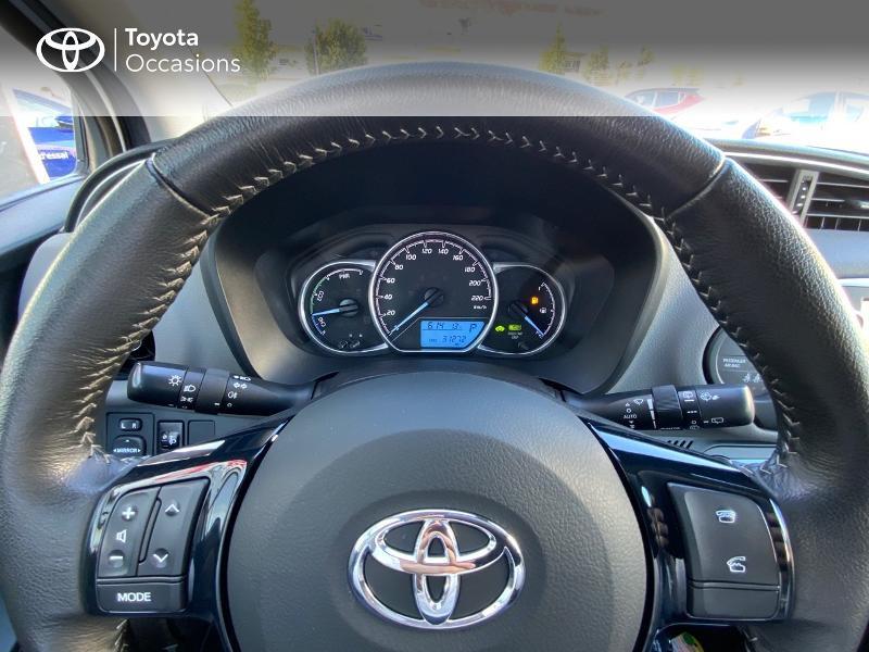 Photo 8 de l'offre de TOYOTA Yaris 100h France 5p à 11980€ chez Altis - Toyota Auray