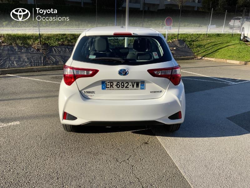 Photo 7 de l'offre de TOYOTA Yaris 100h France 5p à 11980€ chez Altis - Toyota Auray