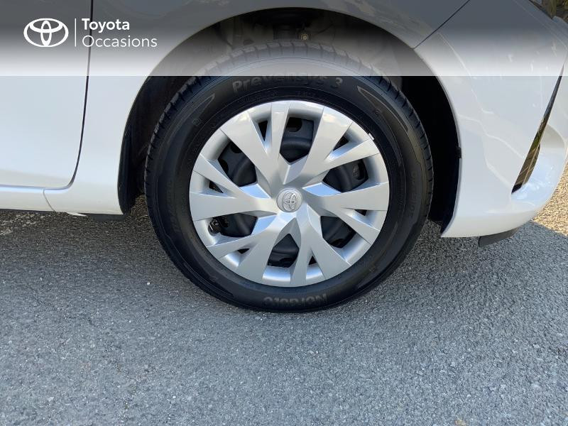 Photo 4 de l'offre de TOYOTA Yaris 100h France 5p à 11980€ chez Altis - Toyota Auray
