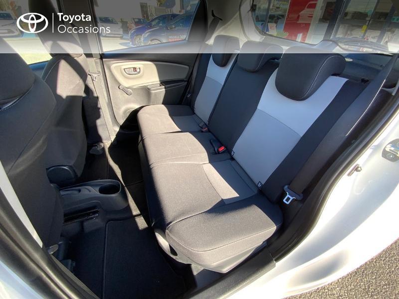 Photo 14 de l'offre de TOYOTA Yaris 100h France 5p à 11980€ chez Altis - Toyota Auray