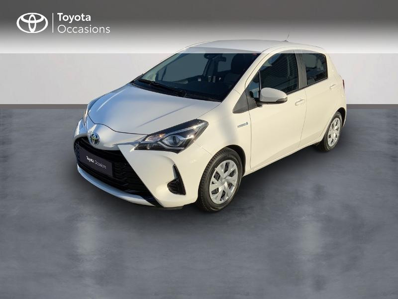 Photo 1 de l'offre de TOYOTA Yaris 100h France 5p à 11980€ chez Altis - Toyota Auray