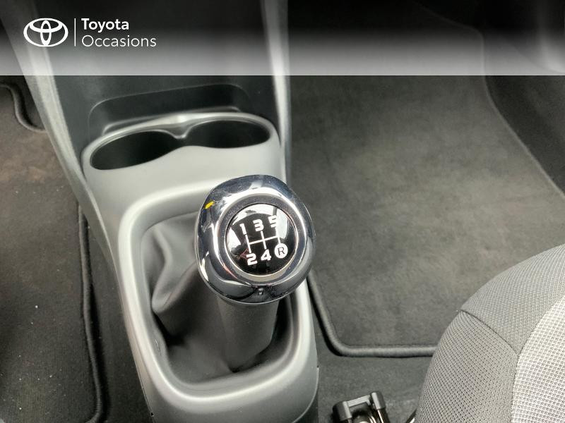 Photo 23 de l'offre de TOYOTA Aygo 1.0 VVT-i 72ch x-play 5p à 9890€ chez Altis - Toyota Auray